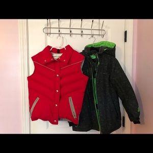 Boys Jacket / Boys winter vest